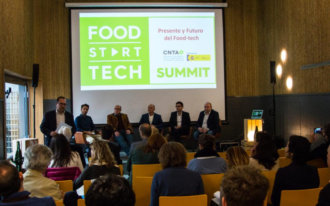 Nota de prensa Food Start Tech Summit