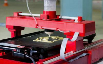 ¿Sabías que la impresión en 3D puede puede ayudarnos a desarrollar alimentos más saludables?