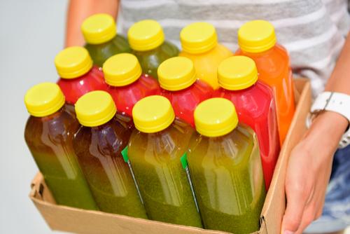El procesado de zumos por alta presión (HPP) permite conservar todas las propiedades de la fruta.