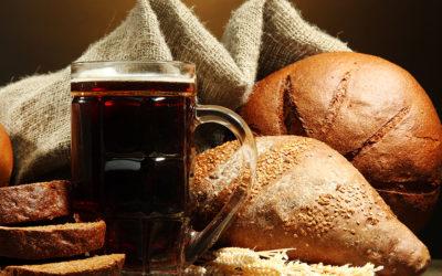 ¿Sabías que sin procesos como la fermentación no existirían alimentos como el pan, el vino, la cerveza o el yogur?