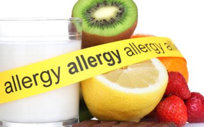 Algunos alimentos procesados producen menos alergias.