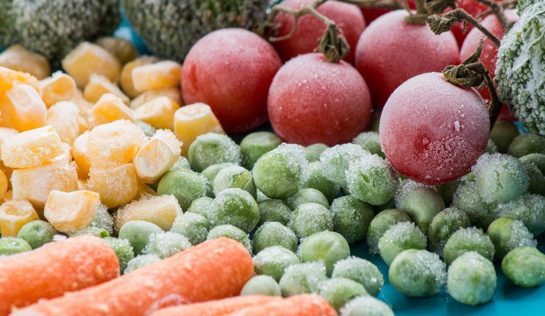Otro falso mito: los alimentos frescos son más nutritivos que los congelados.