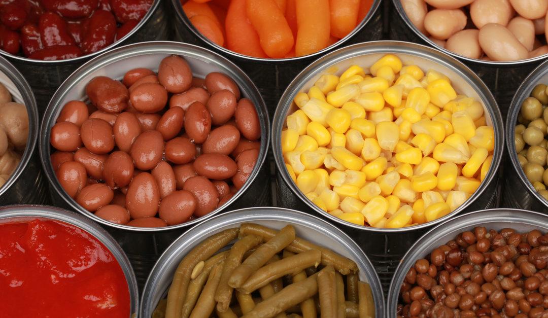 Tratamiento combinado de alta presión y temperatura para la conservación de comidas preparadas.