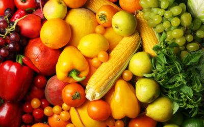 Las técnicas de conservación de frutas y verduras permiten conservar sus propiedades y nutrientes intactas.
